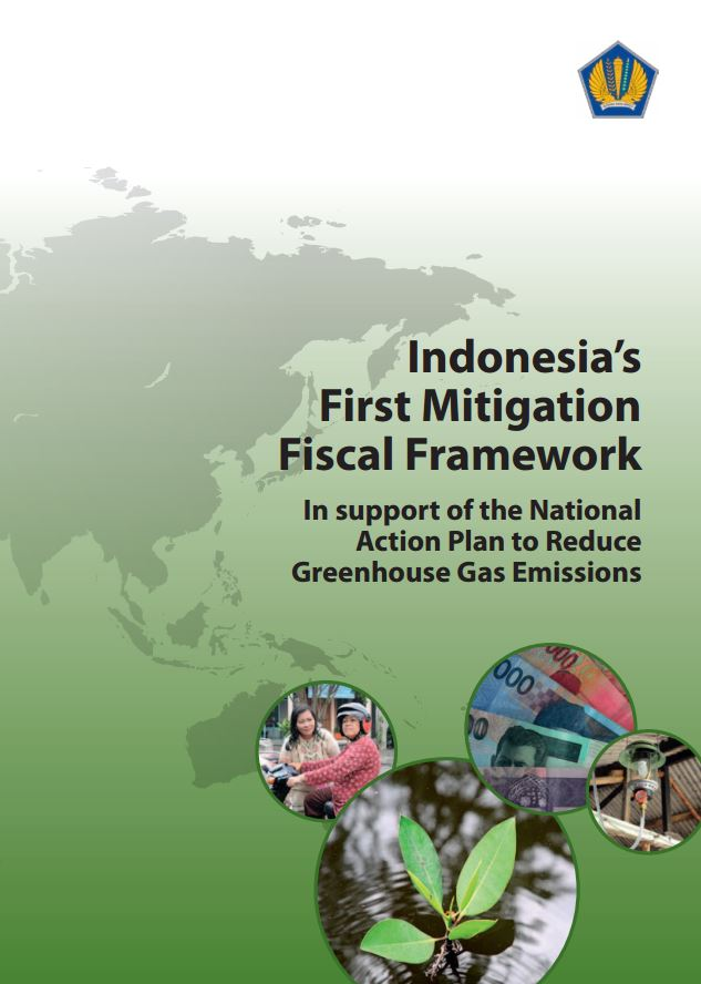 Indonesia's First Mitigation Fiscal Framework